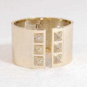 Victoria Secret Gold Cuff